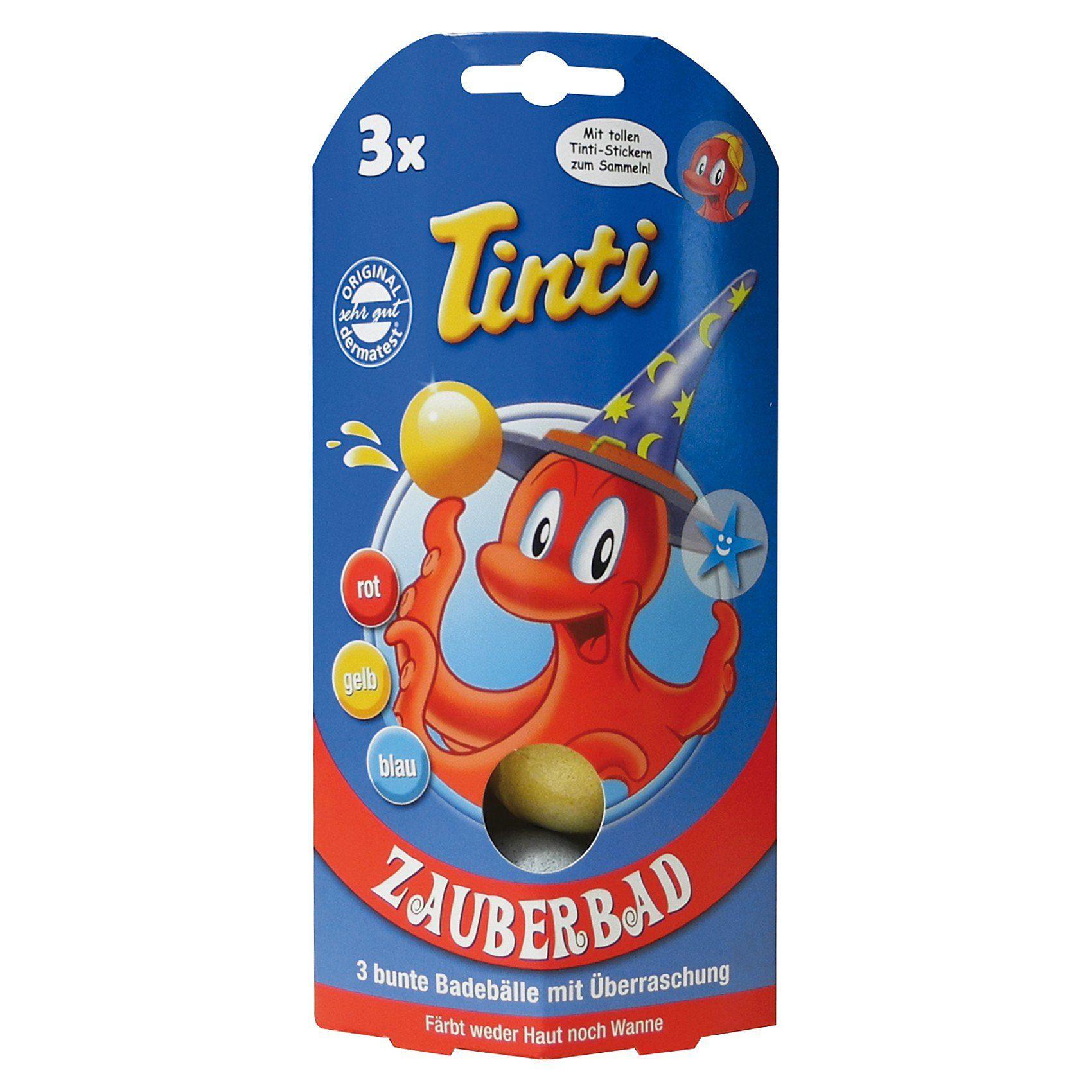 TINTI - Zauberbad, 3er Pack