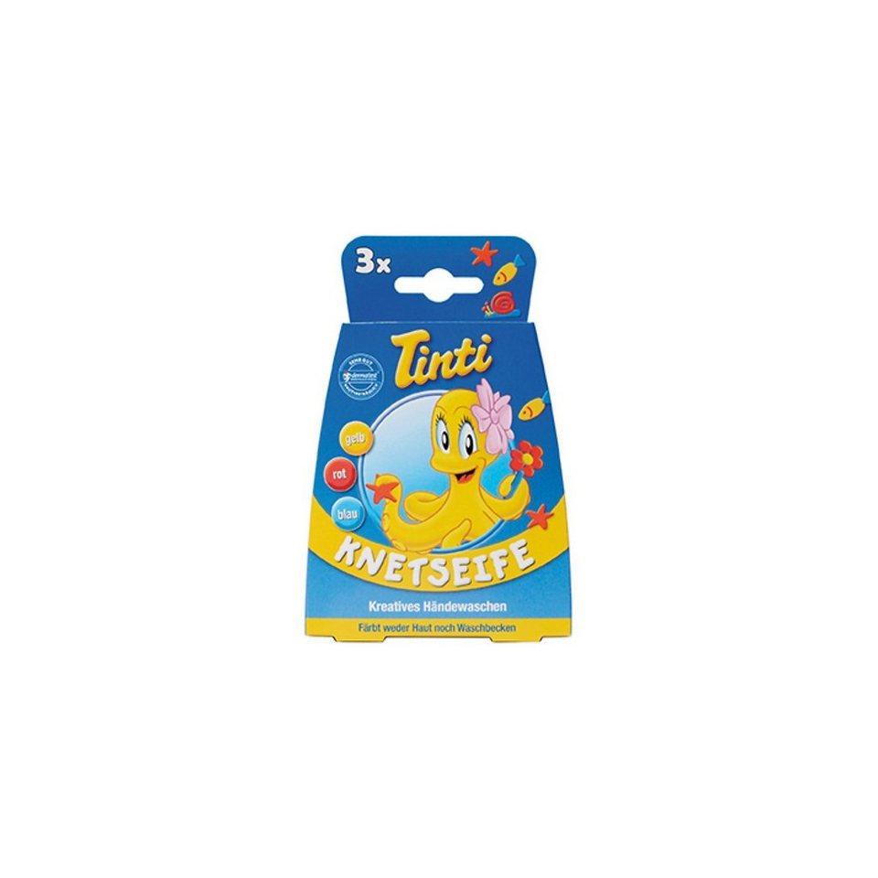 TINTI - Knetseife 3er Pack