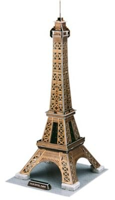 Simba 3D-Puzzle Eiffelturm