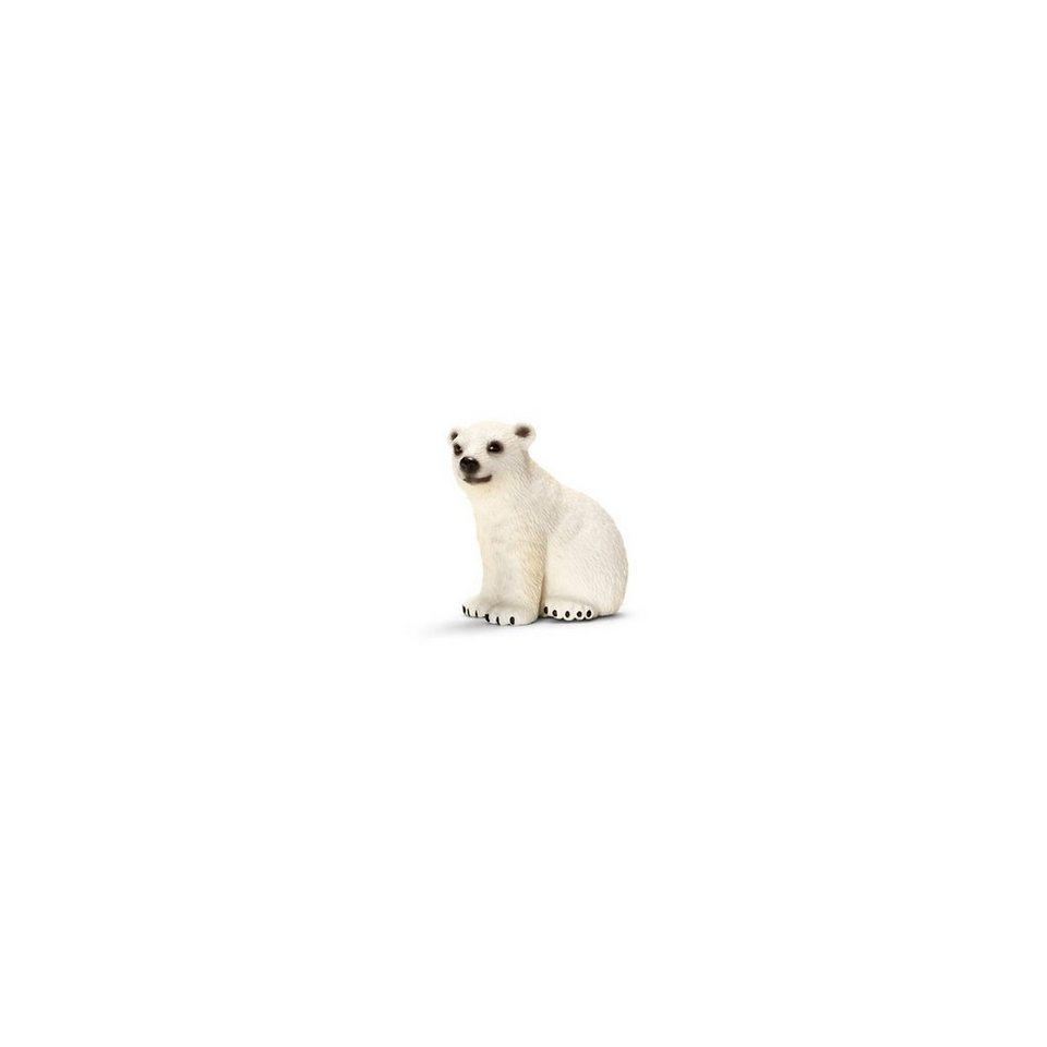 Schleich 14660 Wild Life: Eisbärjunges