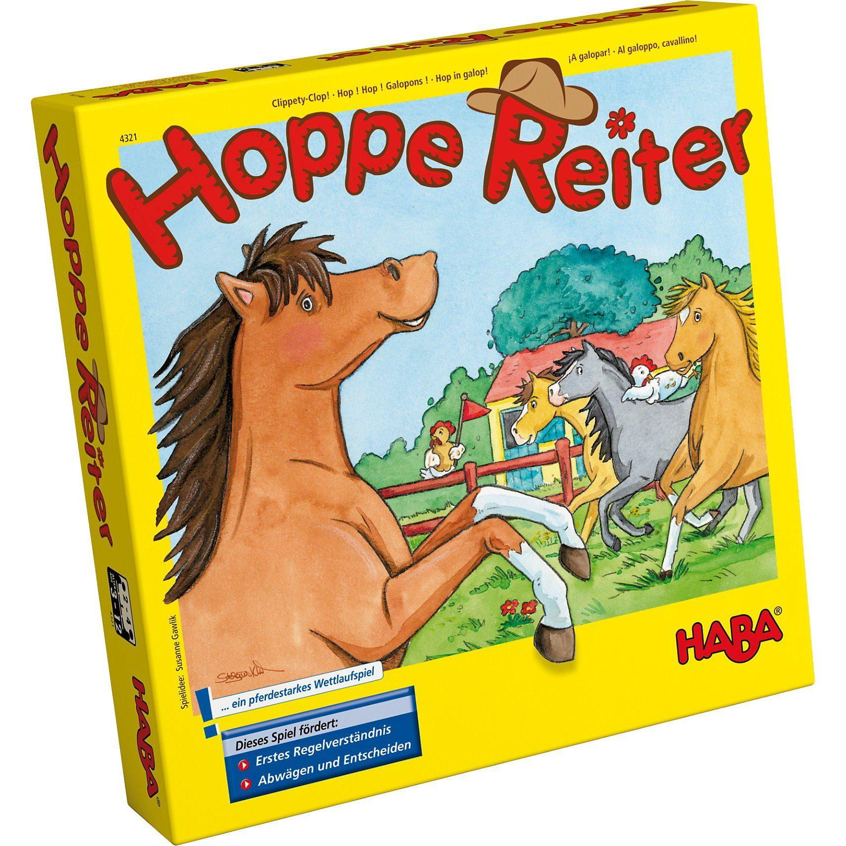 Haba Hoppe Reiter