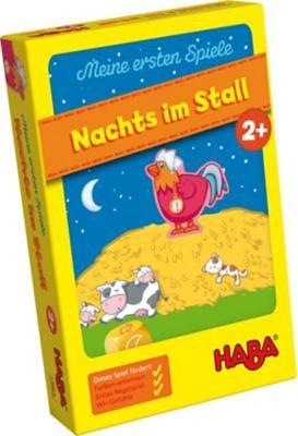 Haba Meine ersten Spiele - Nachts im Stall!
