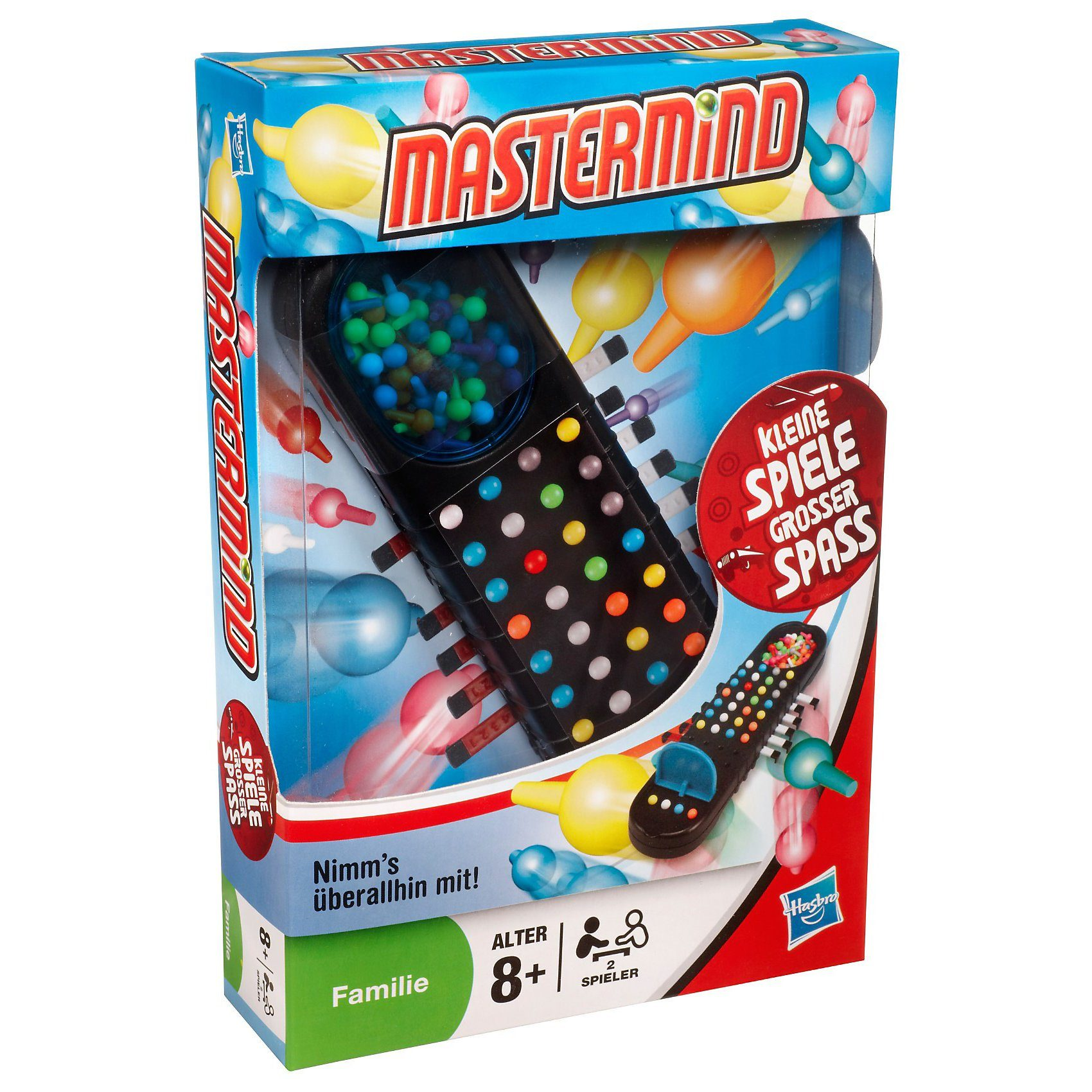 Hasbro Mastermind Kompakt Reisespiel
