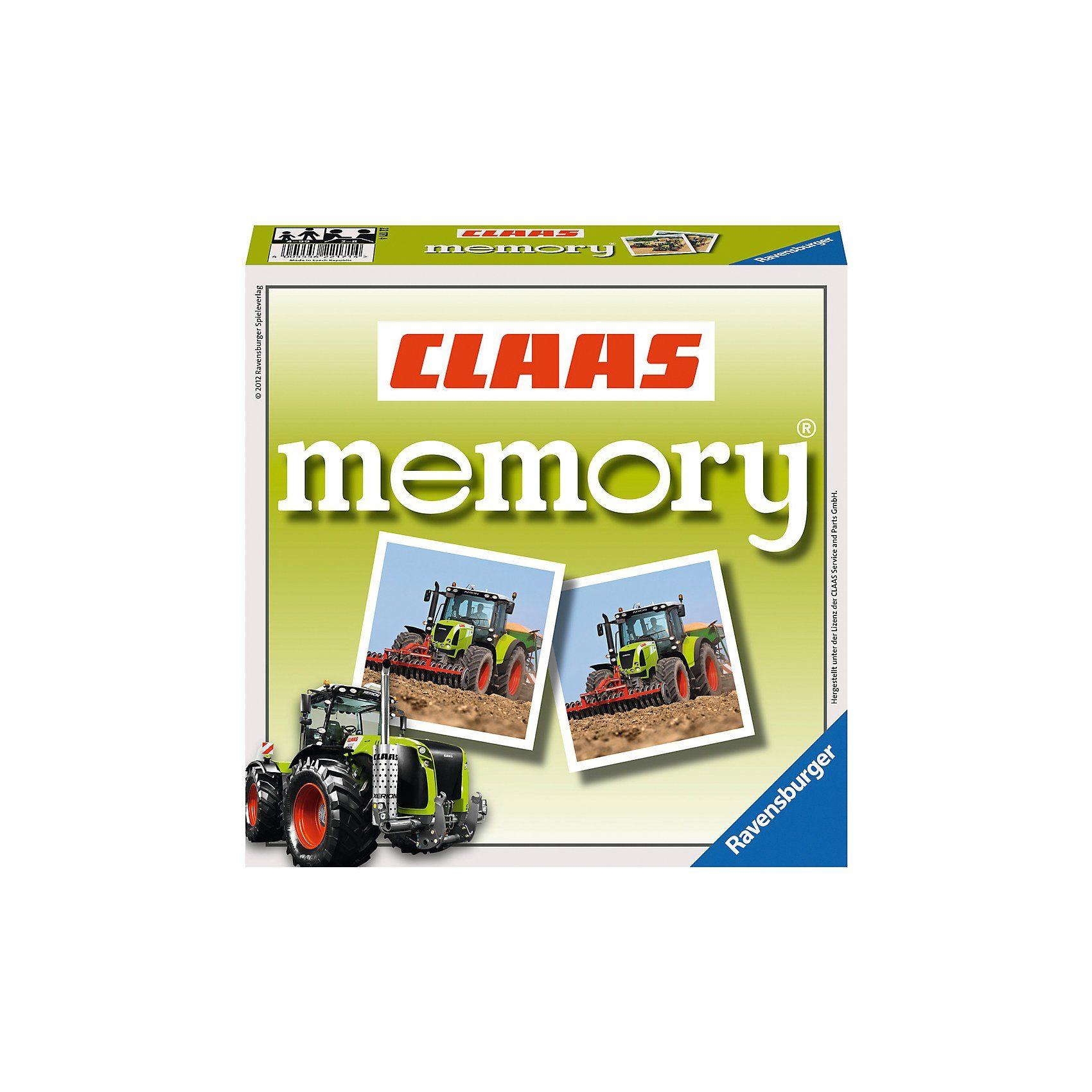 Ravensburger CLAAS memory®