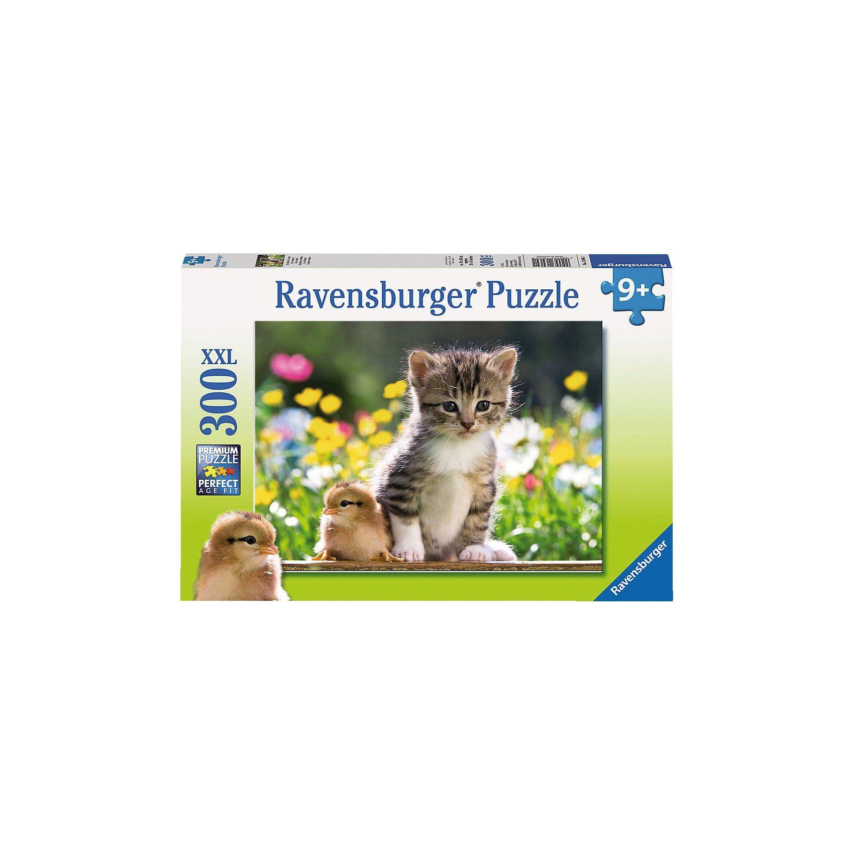 Ravensburger Puzzle Niedliche Freunde 300 Teile
