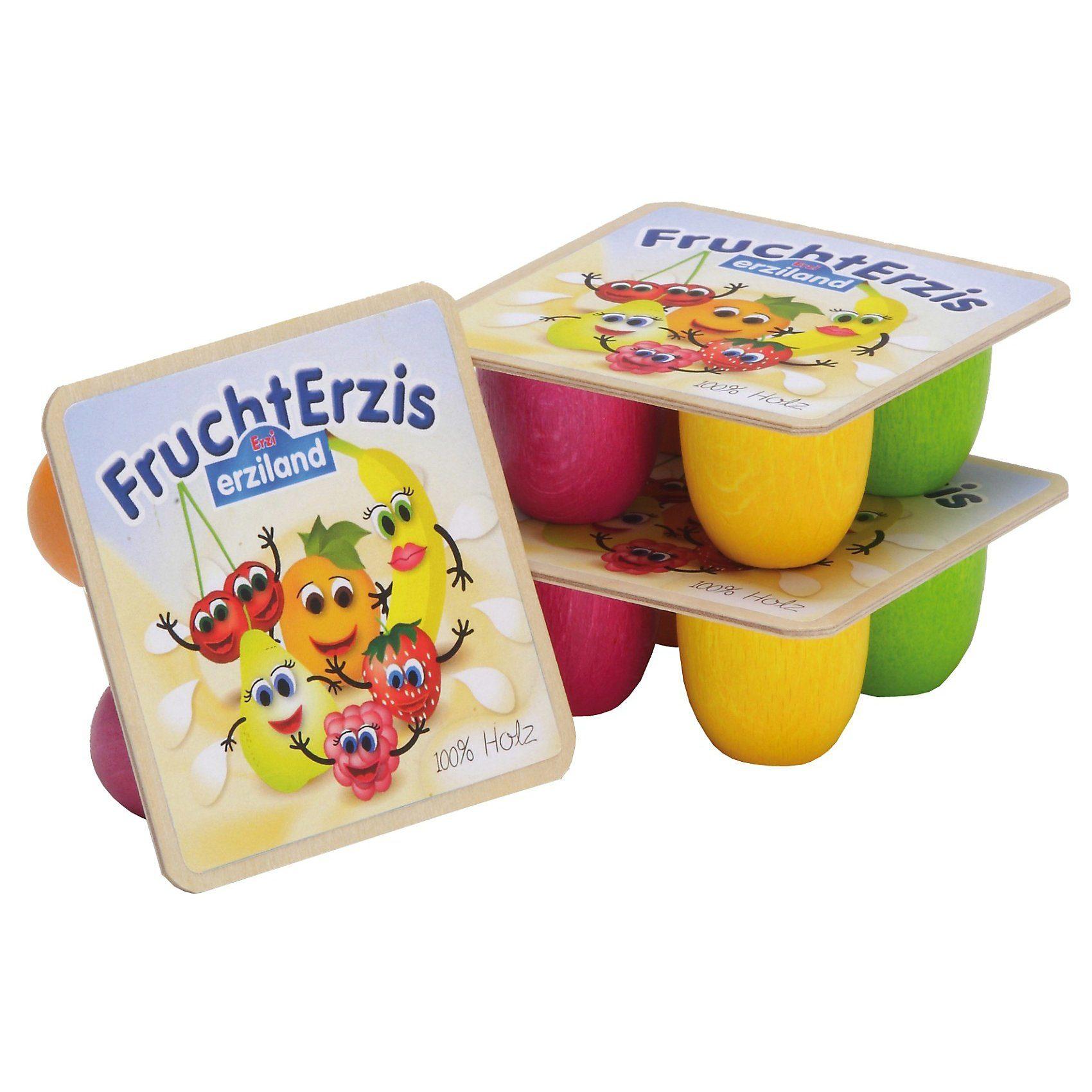 ERZI Spiellebensmittel Fruchts