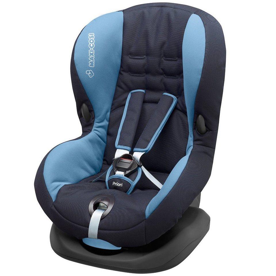 Maxi-Cosi Auto-Kindersitz Priori SPS+, Ocean, 2016 in blau