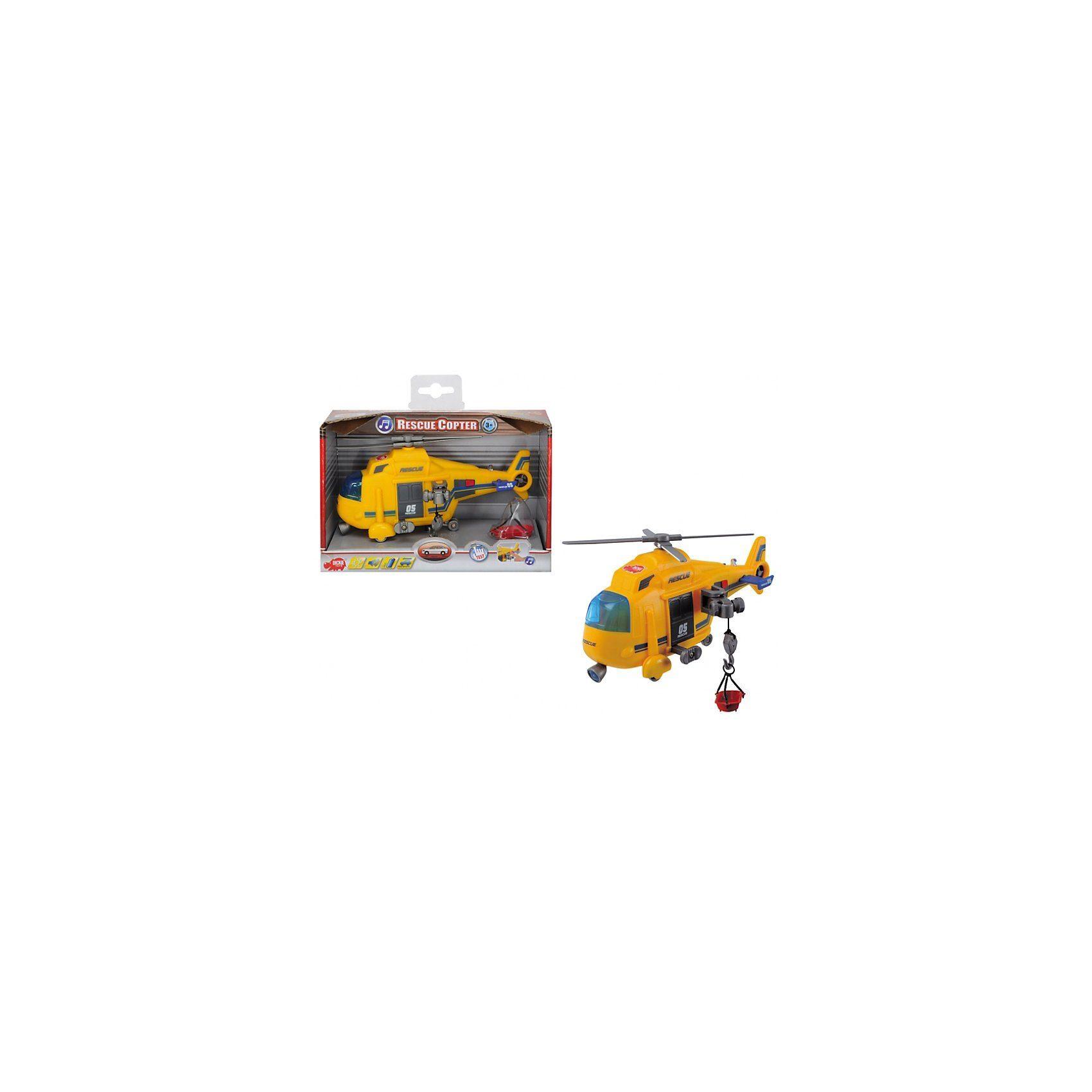 Dickie Toys Rettungs-Hubschrauber