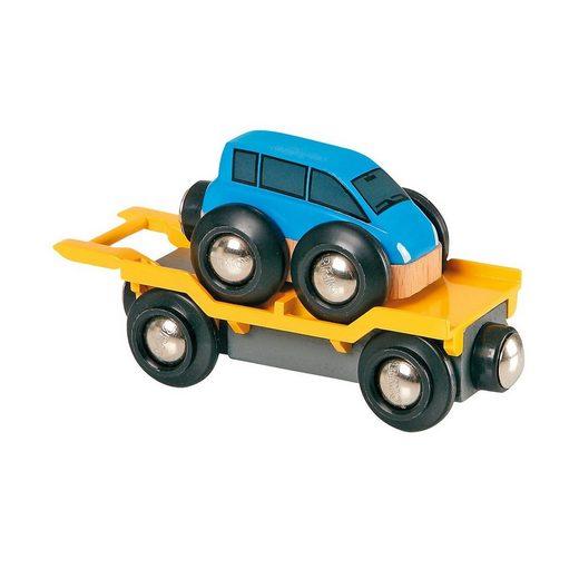 BRIO® Autrotransporter mit Rampe