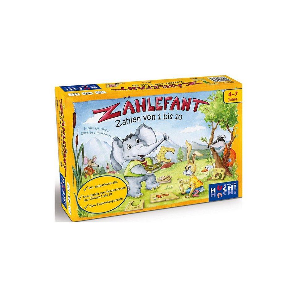 HUCH! & friends Zählefant - Zahlen von 1 bis 10