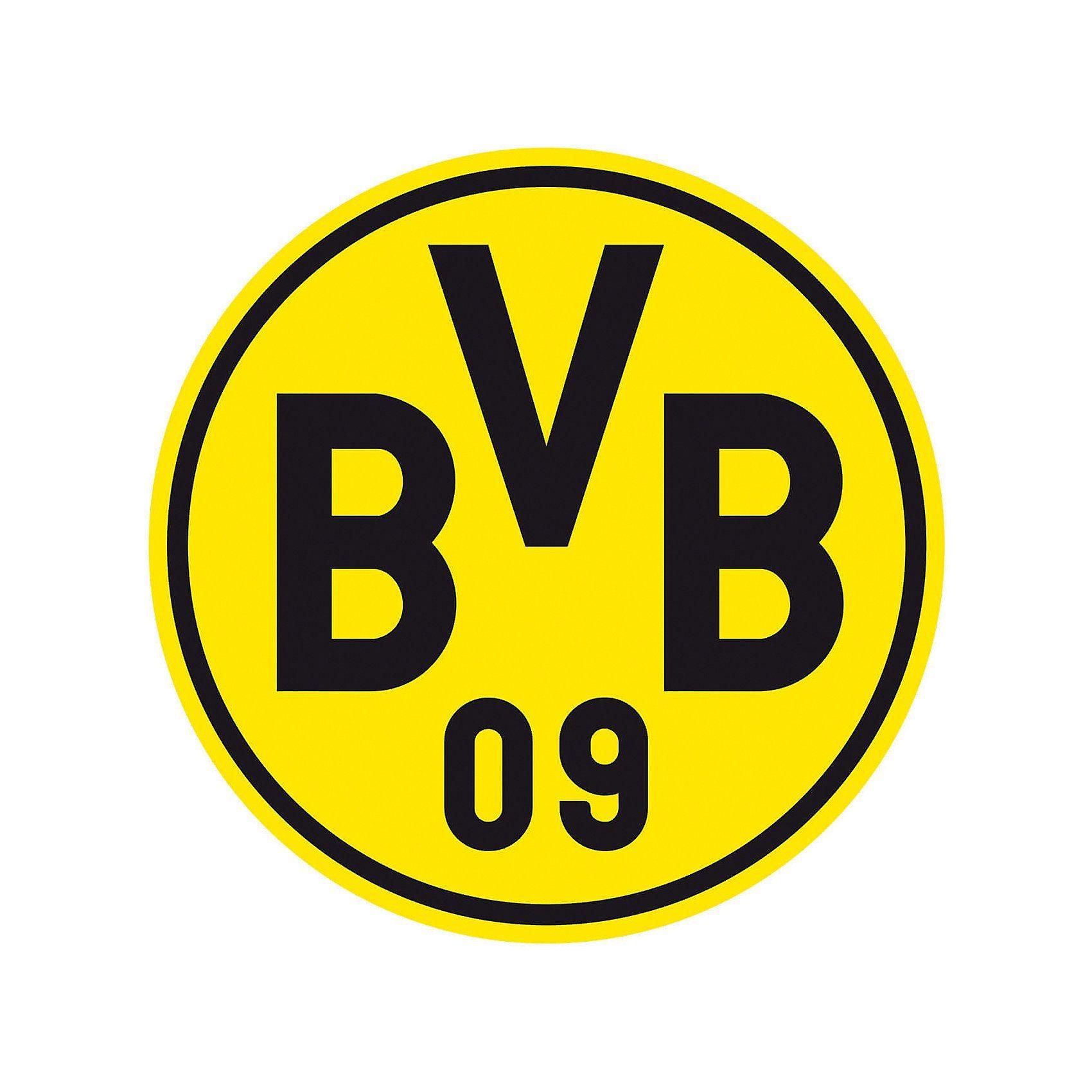 Wandsticker BVB, Logo