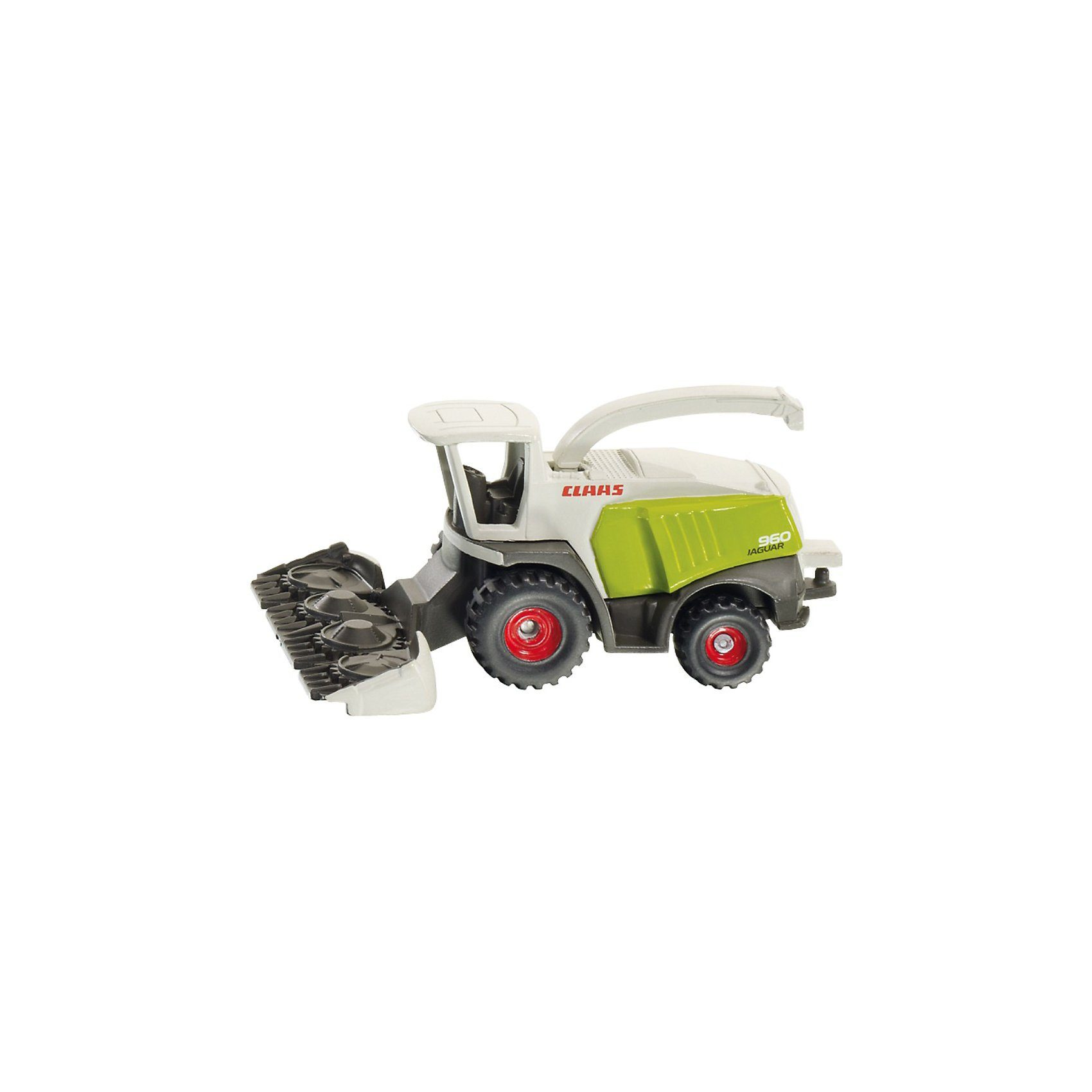 siku Claas Mähdrescher sortiert Spielzeugauto Anhänger Traktor Landwirtschaft