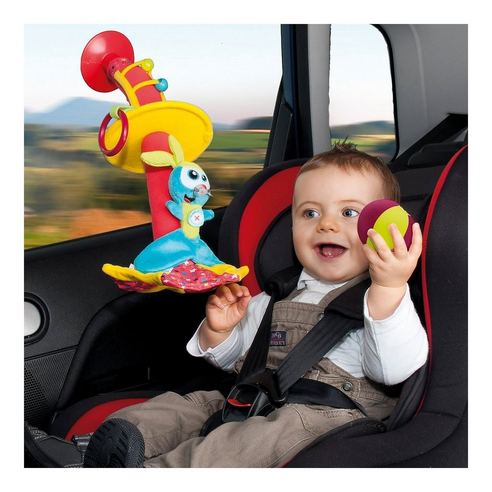 Babymoov Spielbogen fürs Auto in mehrfarbig