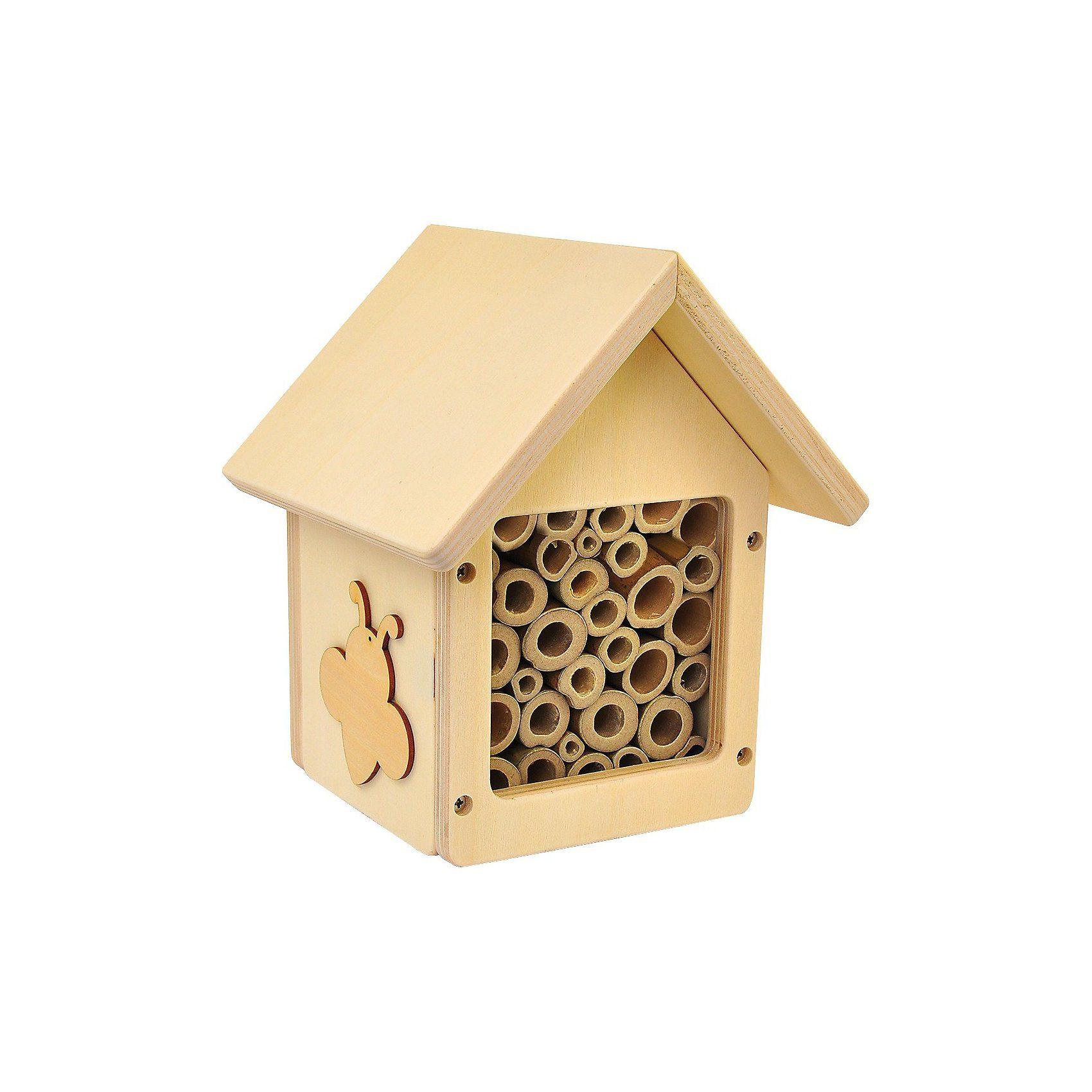 SUNNYSUE Holzbausatz Insektenhaus