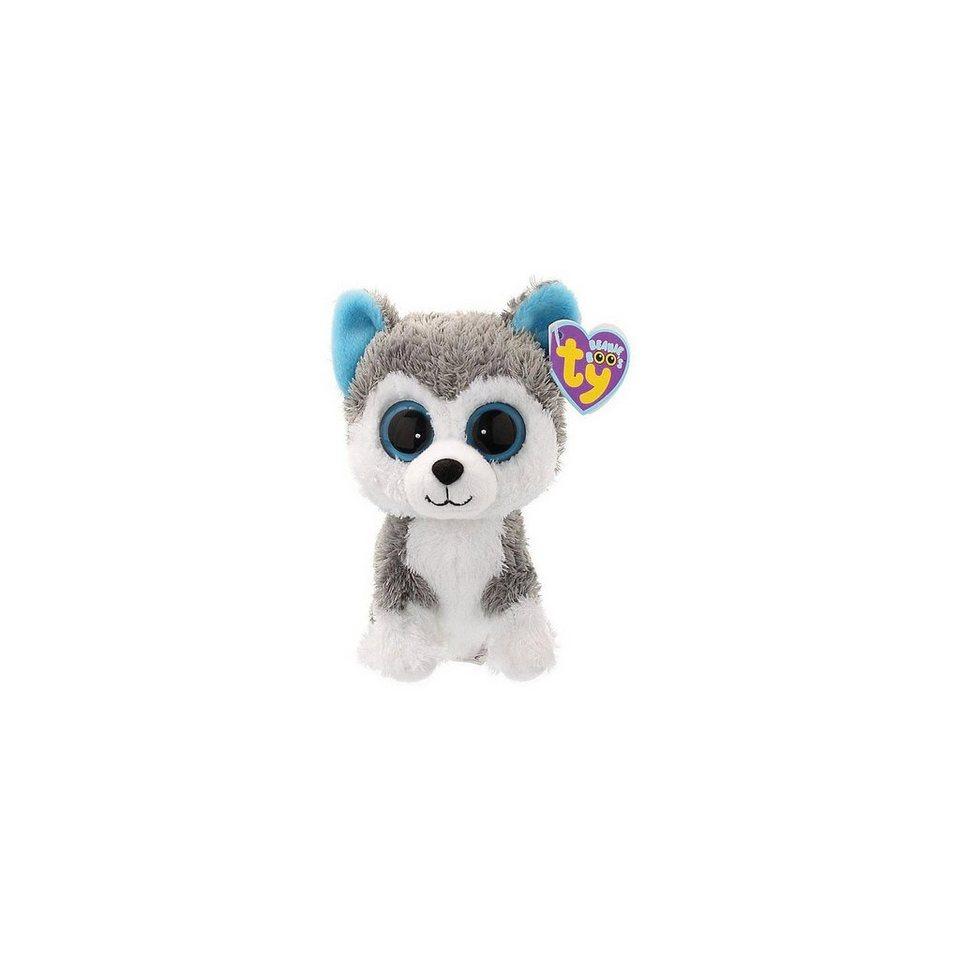 Ty Beanie Boo Hund Slush, 15 cm