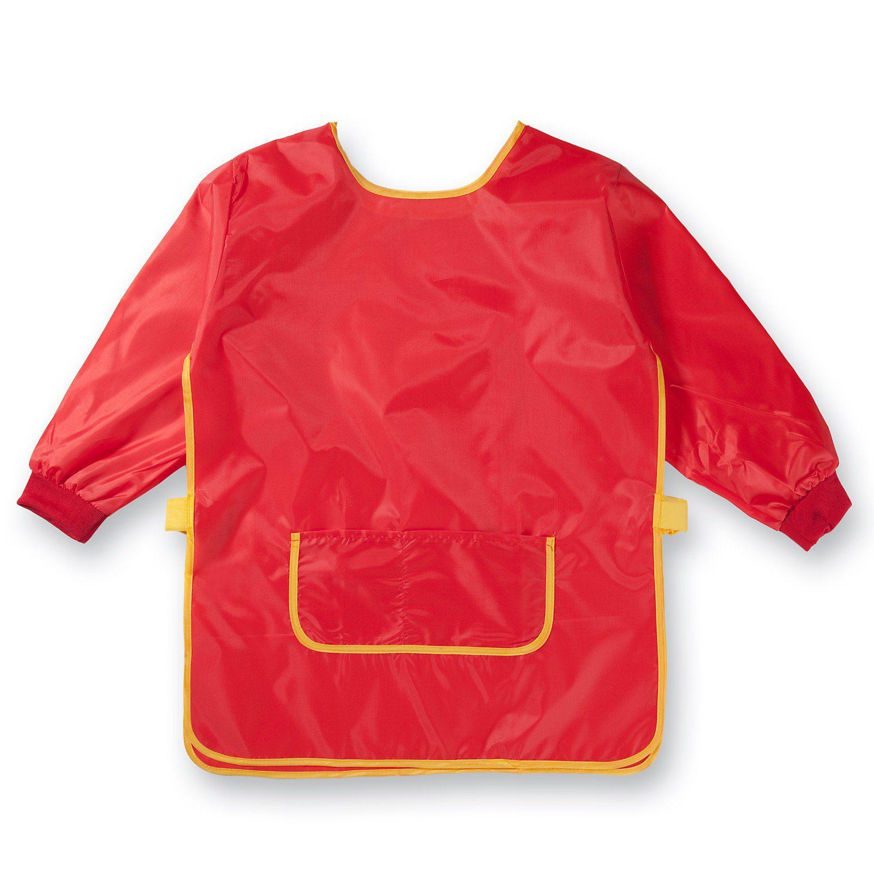 EDUPLAY Malkittel rot, Einheitsgröße online kaufen   OTTO