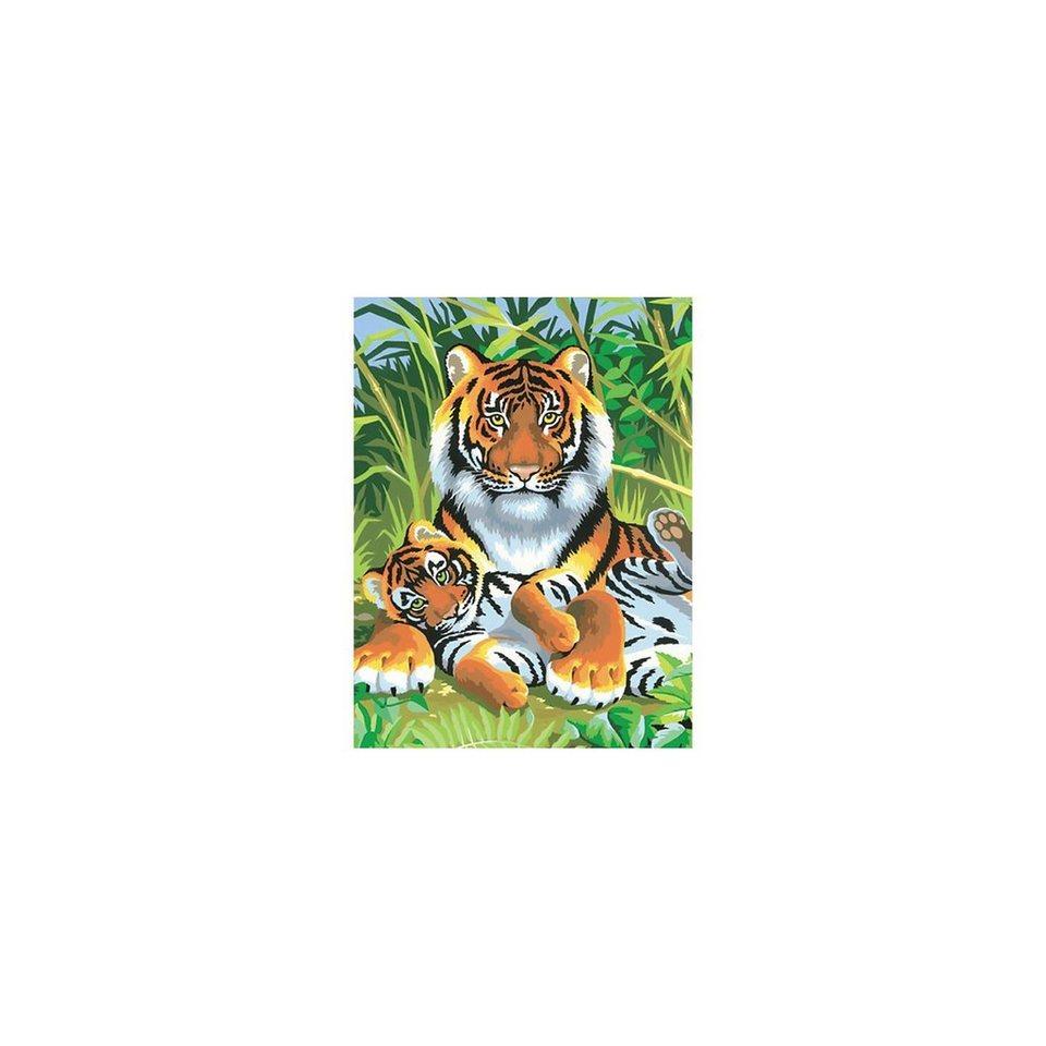 Ksg Malen Nach Zahlen Masterpiece Tiger Kaufen Otto