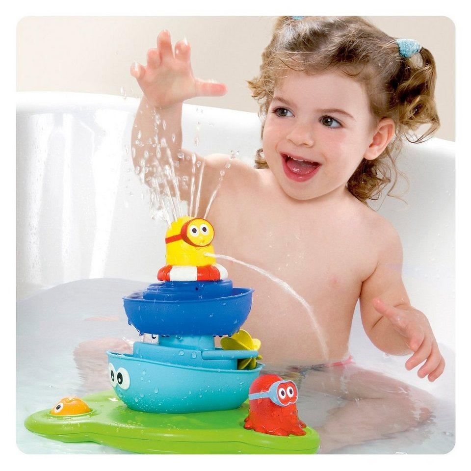 Yookidoo wasserspielzeug springbrunnen kaufen otto