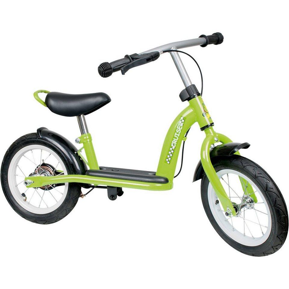 Hudora Laufrad joey Cruiser, 12 Zoll, grün in grün