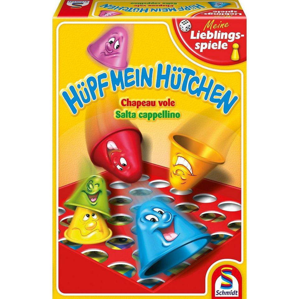 Schmidt Spiele Hüpf mein Hütchen Classic Line