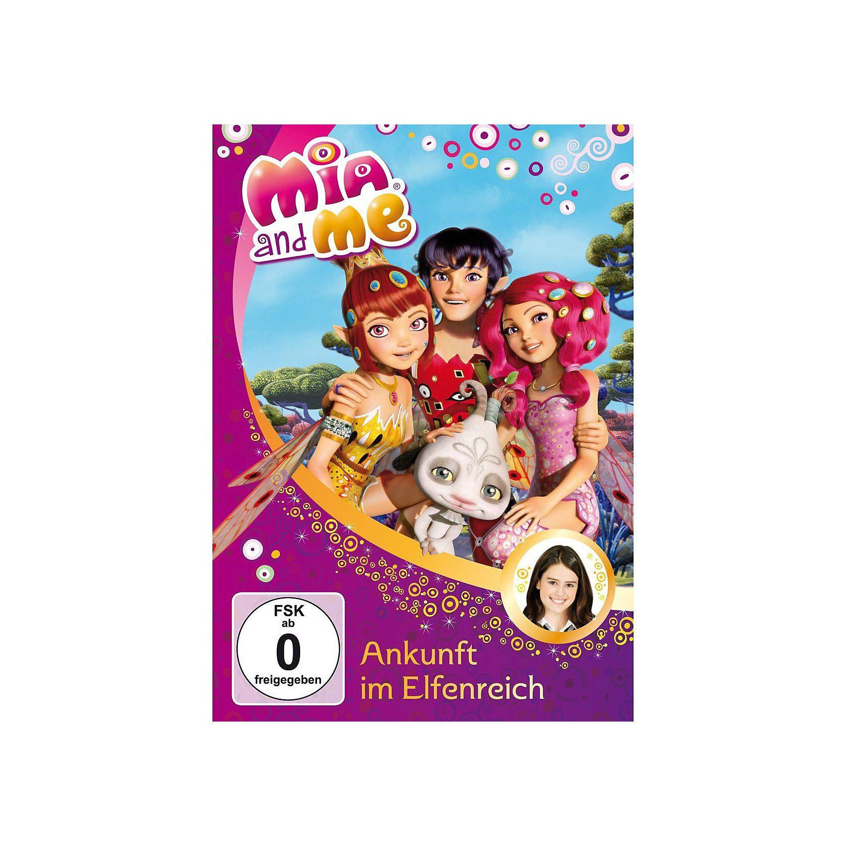 Edel DVD Mia and me 01 - Ankunft im Elfenreich