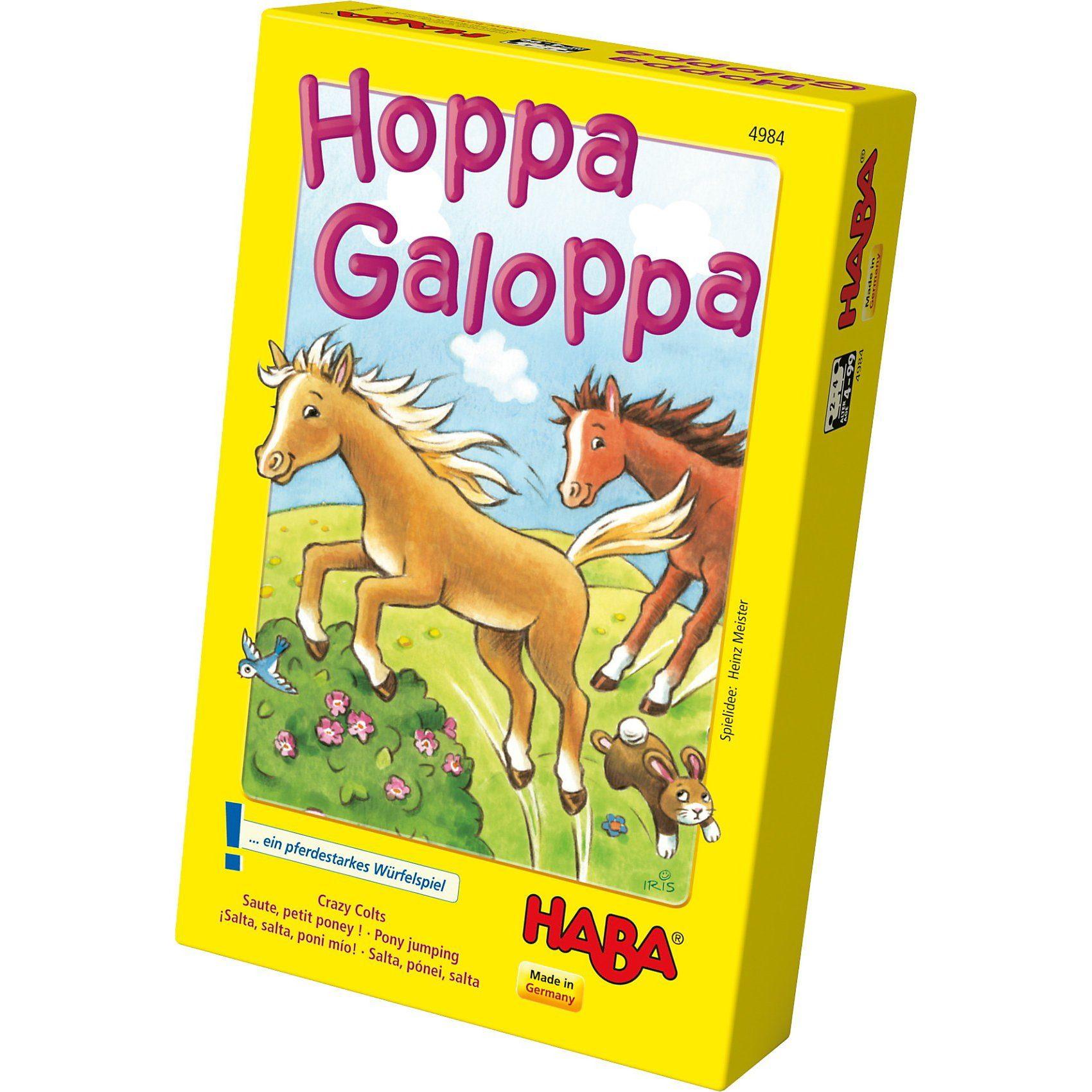 Haba Hoppa Galoppa