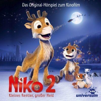 Universum Film GmbH CD Niko 2 Kleines Rentier, großer Held (Hörspiel zum Film)