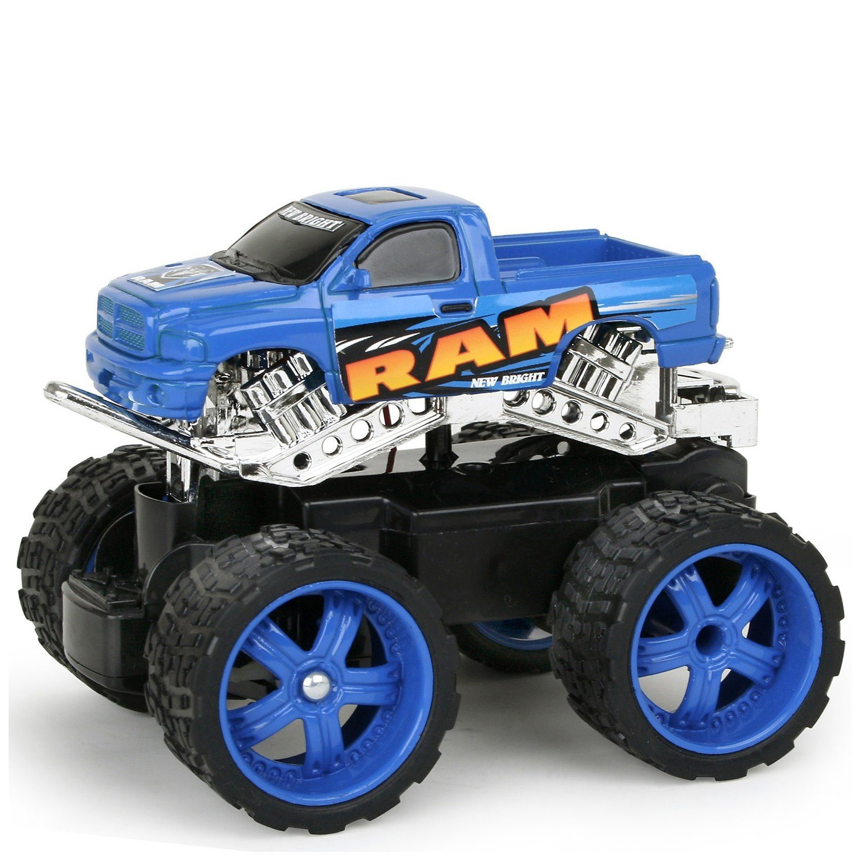 New Bright RC - Hi Rider Ram 1:43