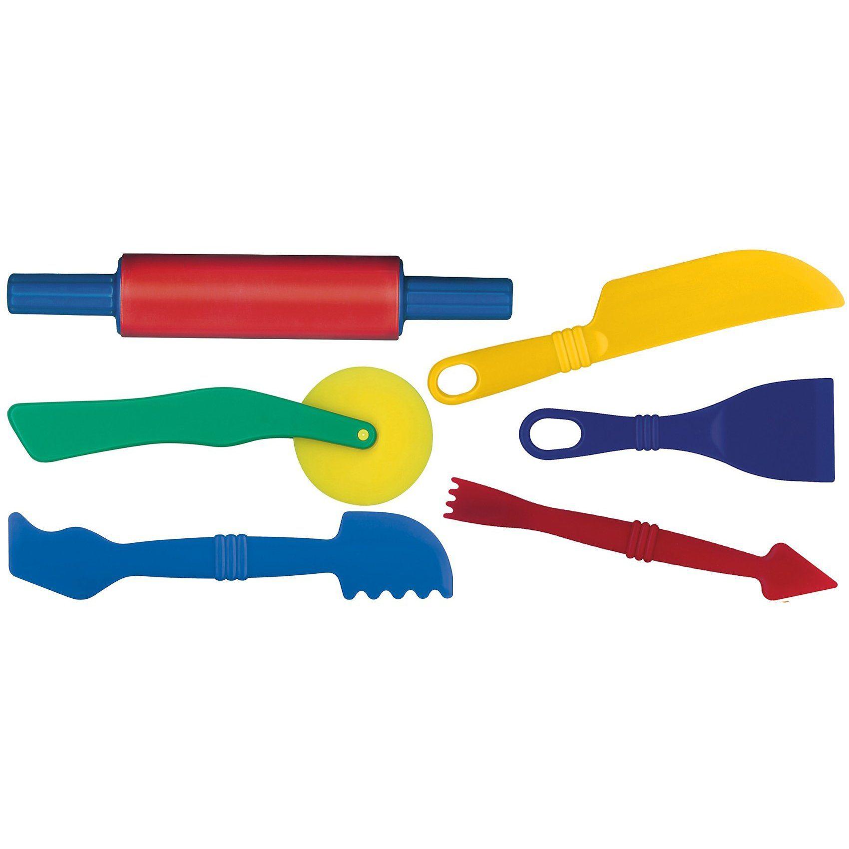GOWI Back- und Knetwerkzeug - Set 6