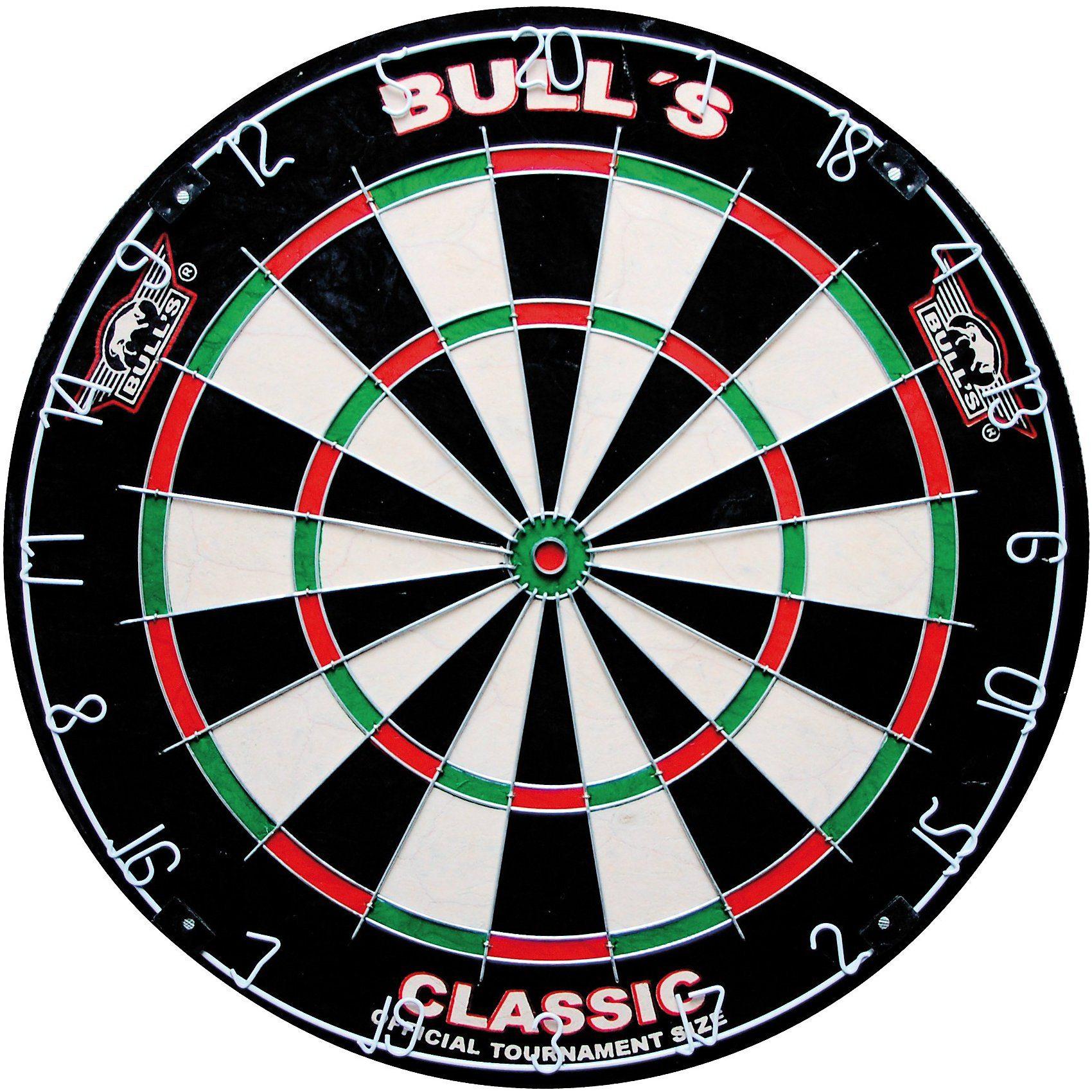 Bulls Dartscheibe Classic Bristle Board