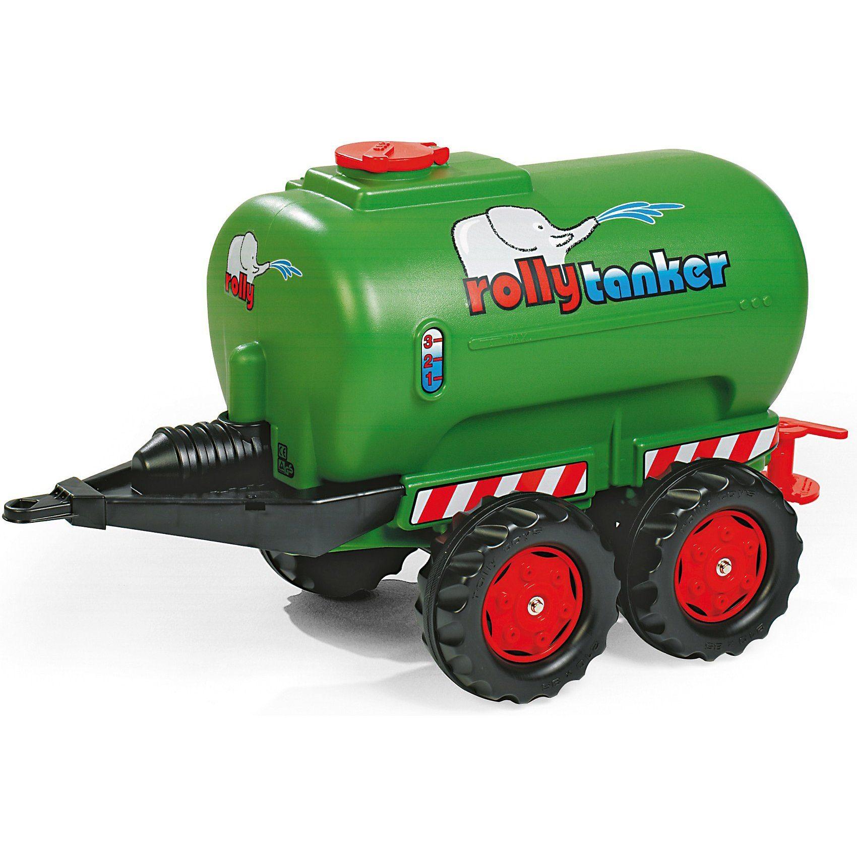 Rolly Toys Rolly Fassanhänger, grün