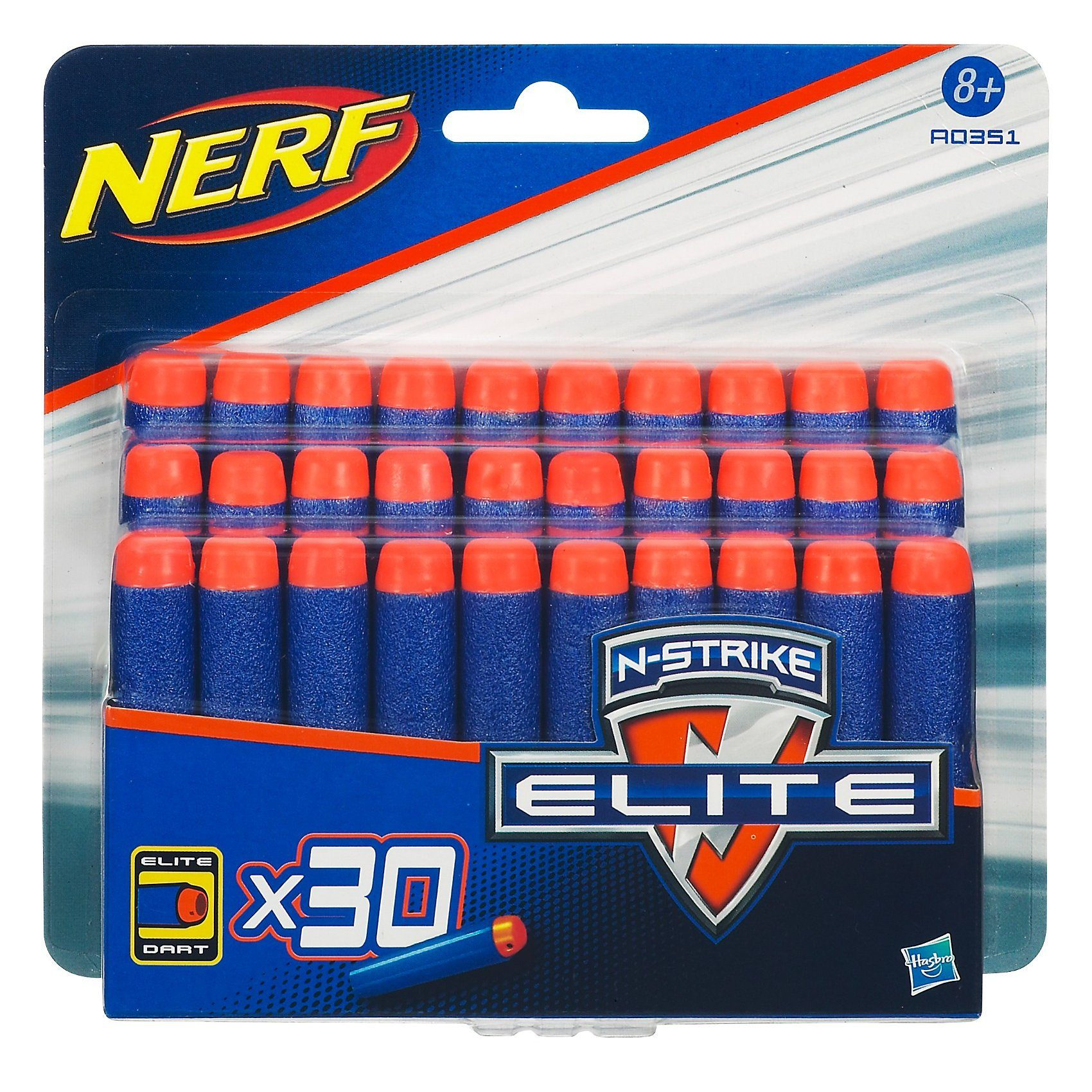 Hasbro NERF N-Strike Elite Darts, 30er Nachfüllpack