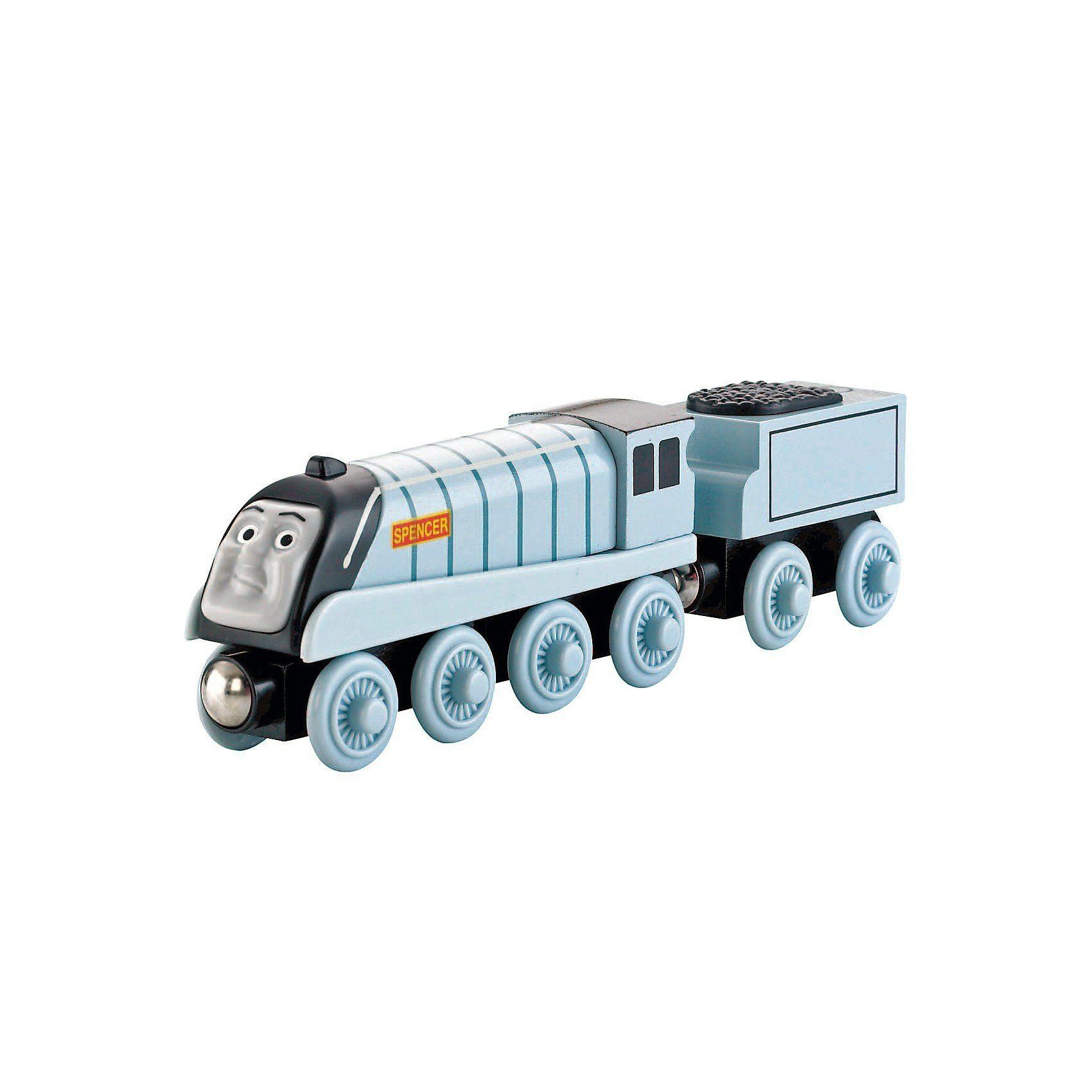 Mattel Thomas und seine Freunde - Lok Spencer (Holz)
