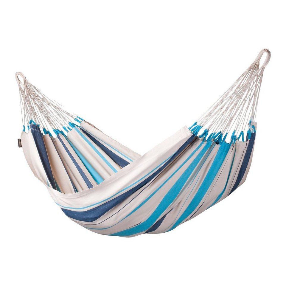 La Siesta Single-Hängematte CARIBEÑA aqua blue