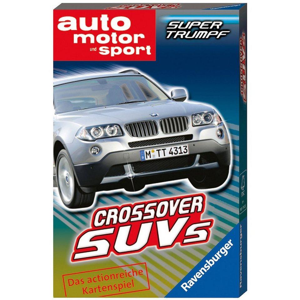 Ravensburger Kartenspiel Crossover SUVs