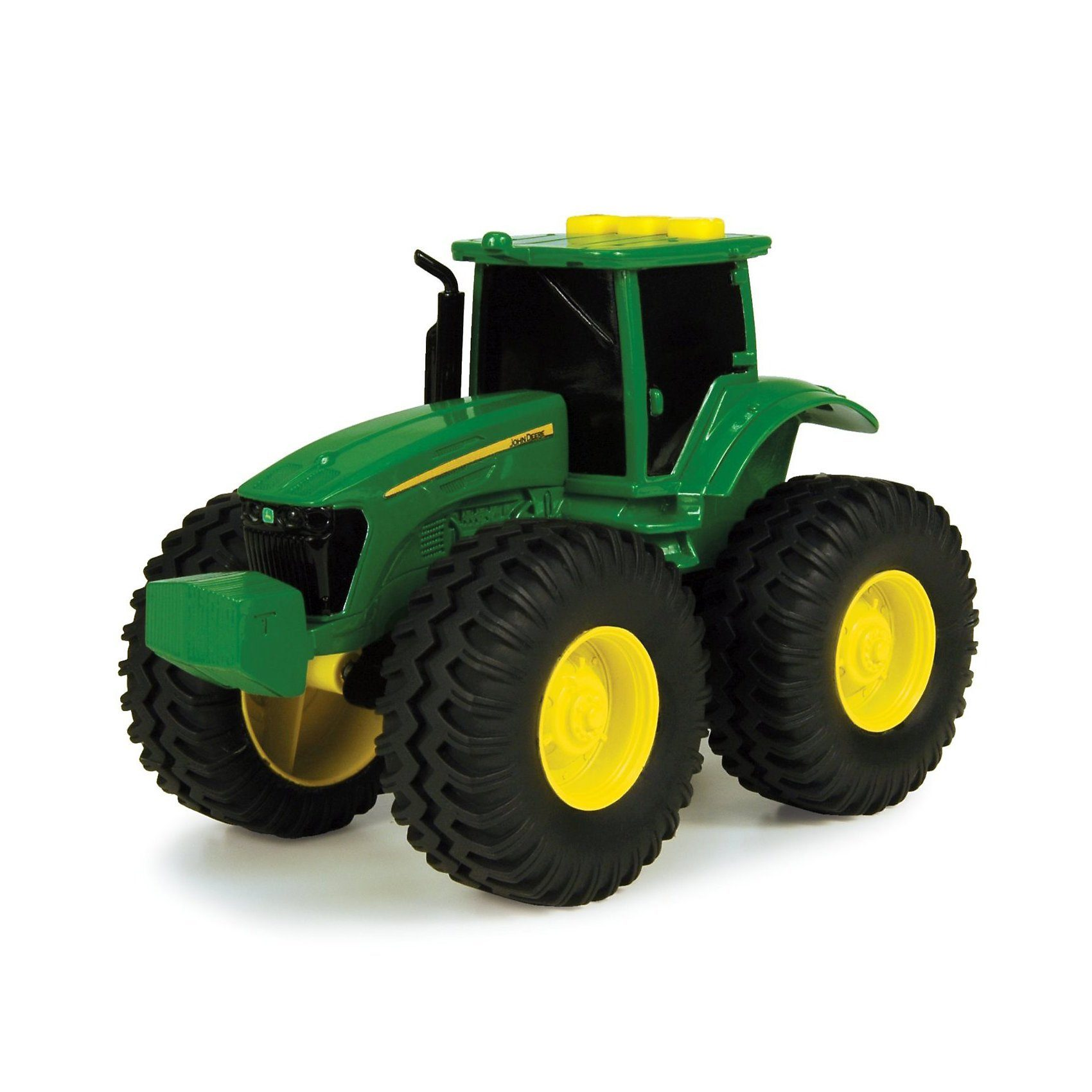 TOMY John Deere Monster Treads Licht & Sound Traktor