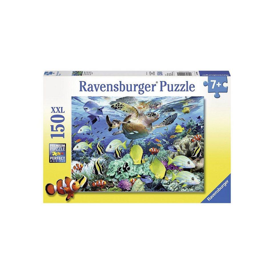 Ravensburger Puzzle 150 Teile XXL - Unterwasserparadies
