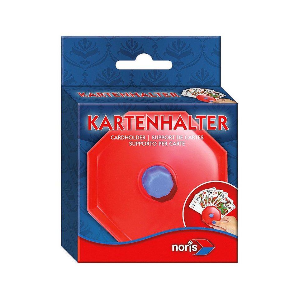 Noris Spielkartenhalter aus Kunststoff