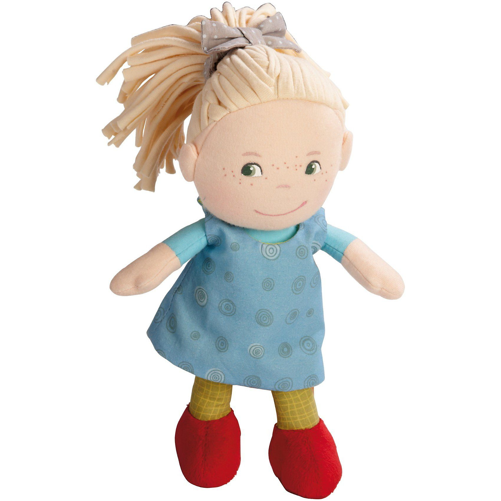 Haba 5738 Stoffpuppe Mirle, 20 cm