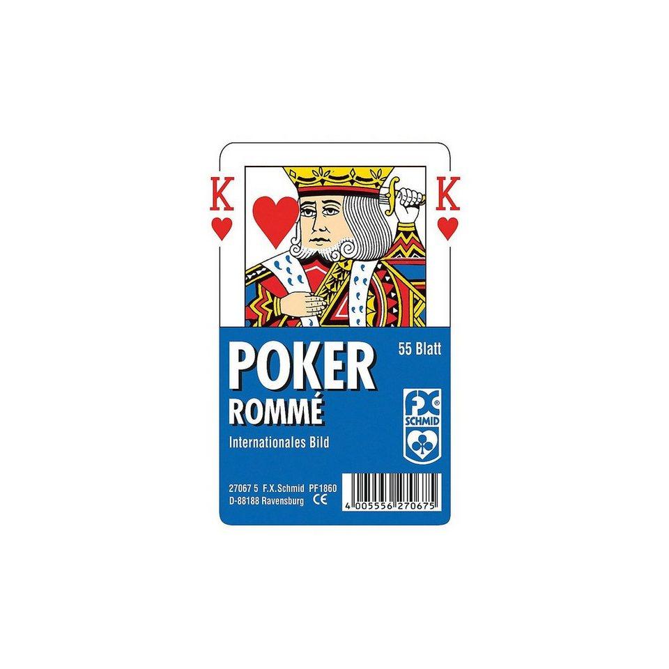 Ravensburger Poker, internationales Bild