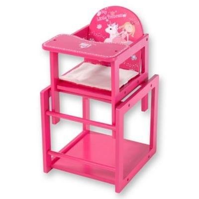 knorrtoys com exklusiv puppenhochstuhl little princess pink online kaufen otto. Black Bedroom Furniture Sets. Home Design Ideas