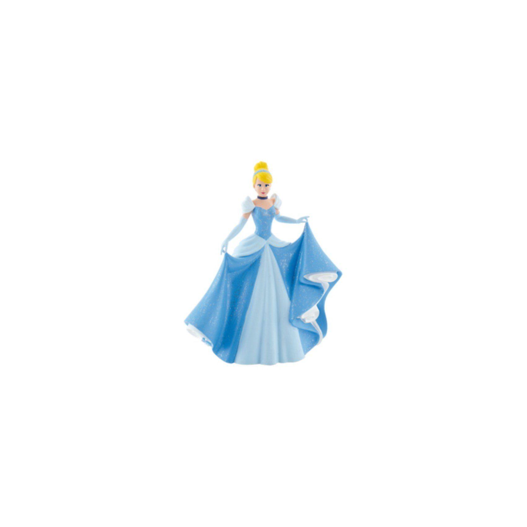 BULLYLAND Comicwelt Walt Disney Cinderella - Spielfigur Cinderella