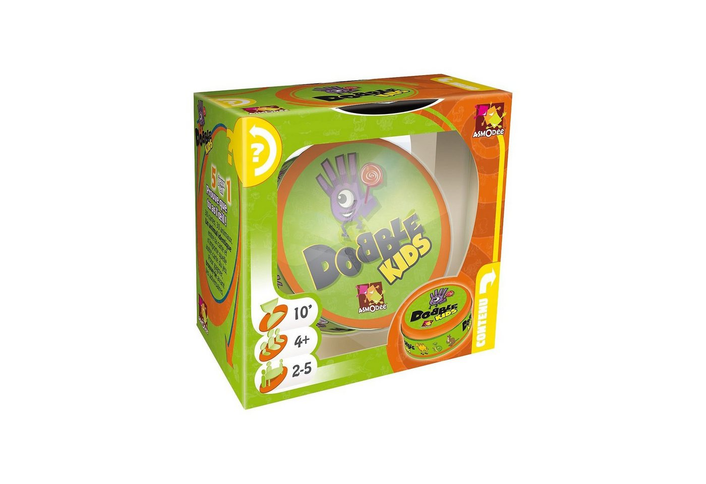 Image of Asmodee - Dobble Kids