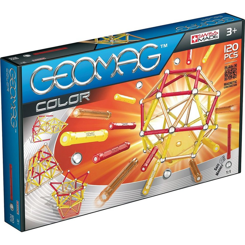 Geomag Color, 120-tlg.