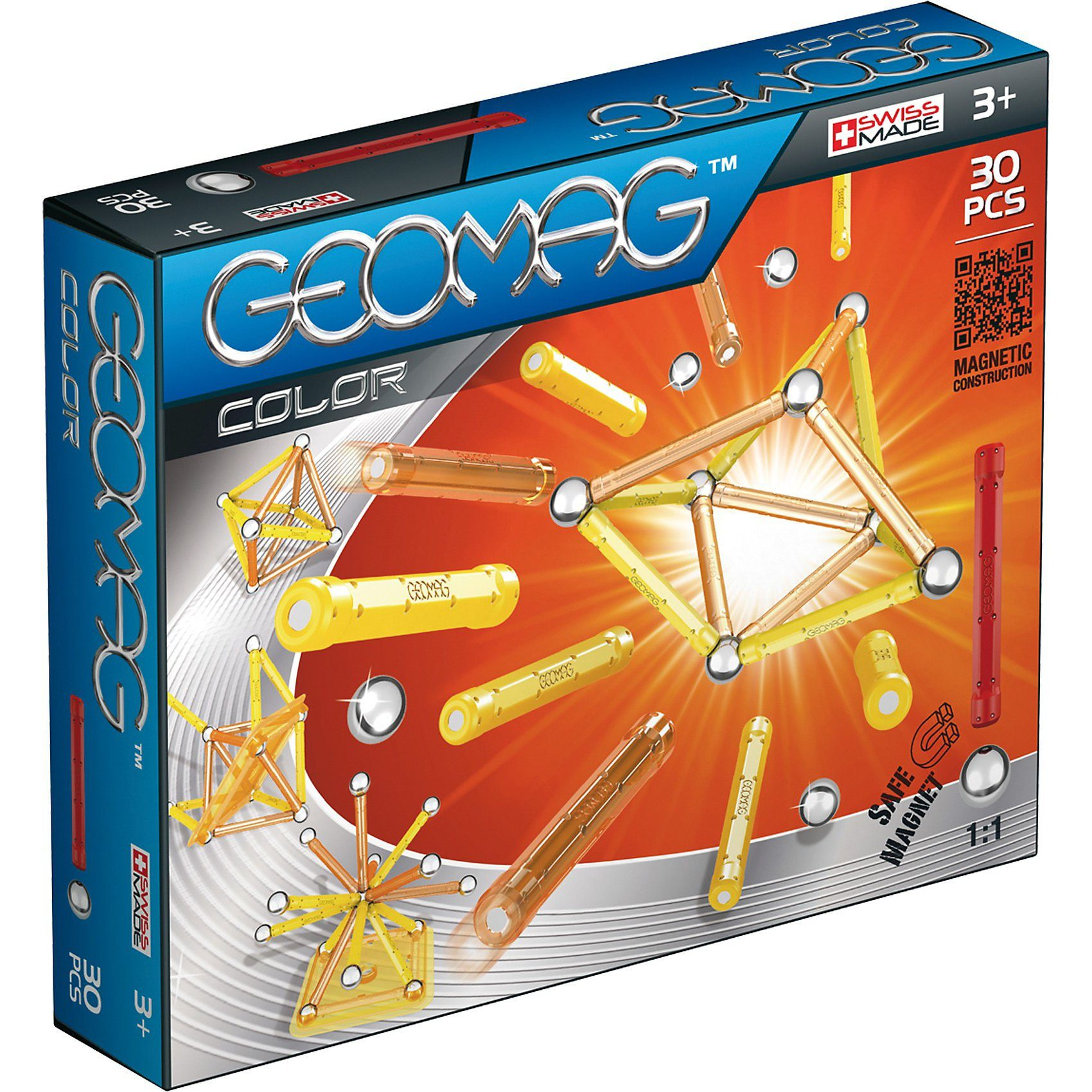 Geomag Color, 30-tlg.
