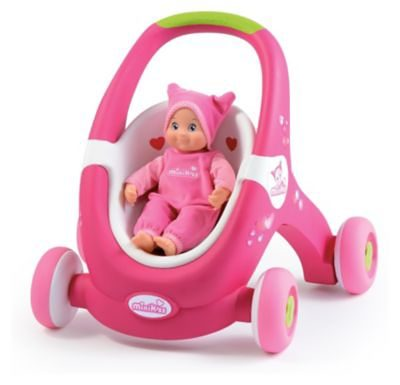 Smoby MiniKiss Baby Walker