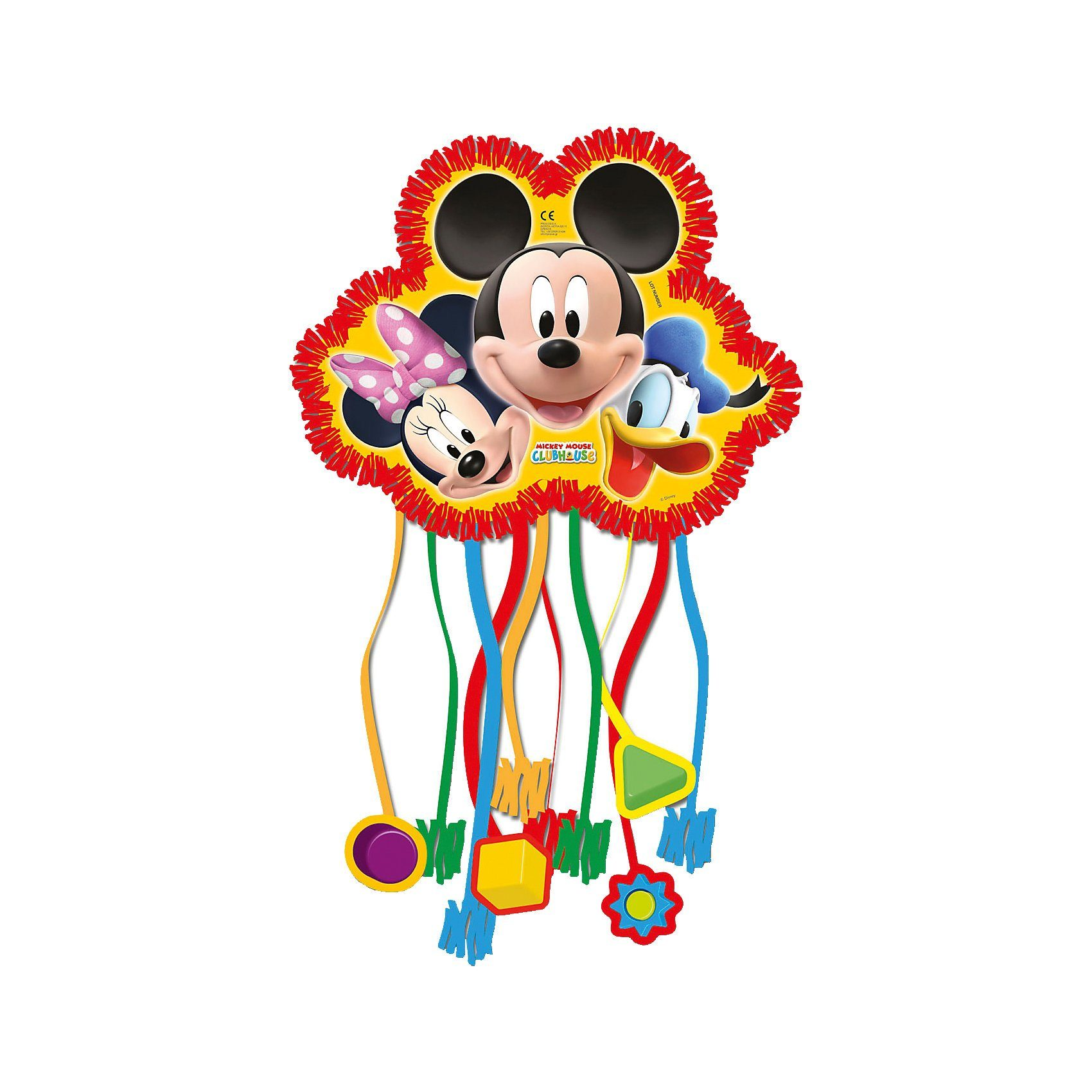 Procos Pull-Pinata Playful Mickey