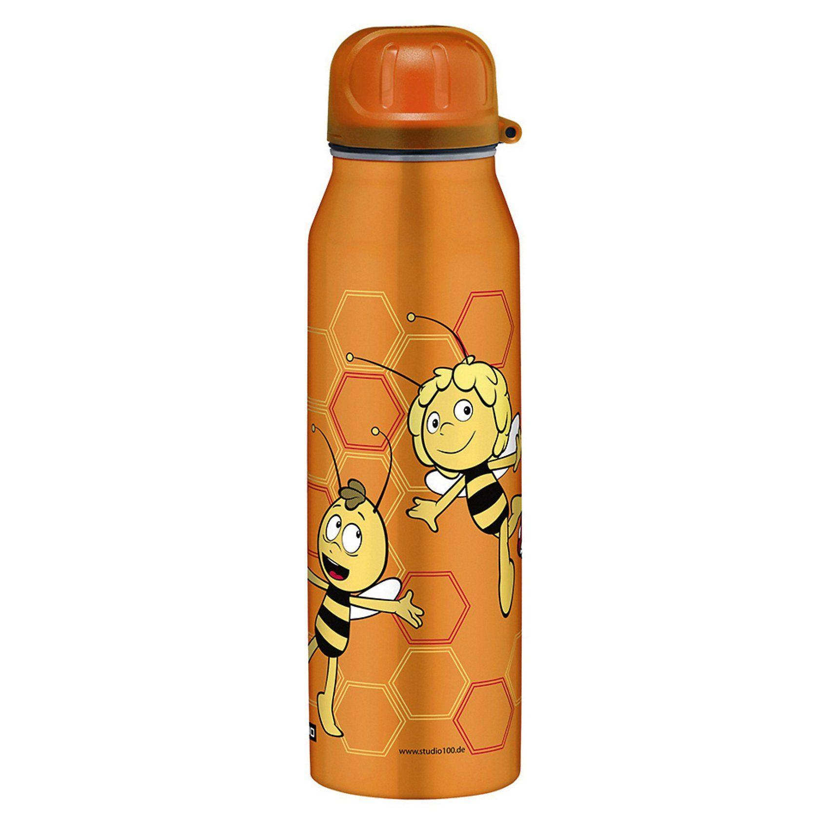 Alfi Isolier-Trinkflasche isoBottle Biene Maja, 500 ml