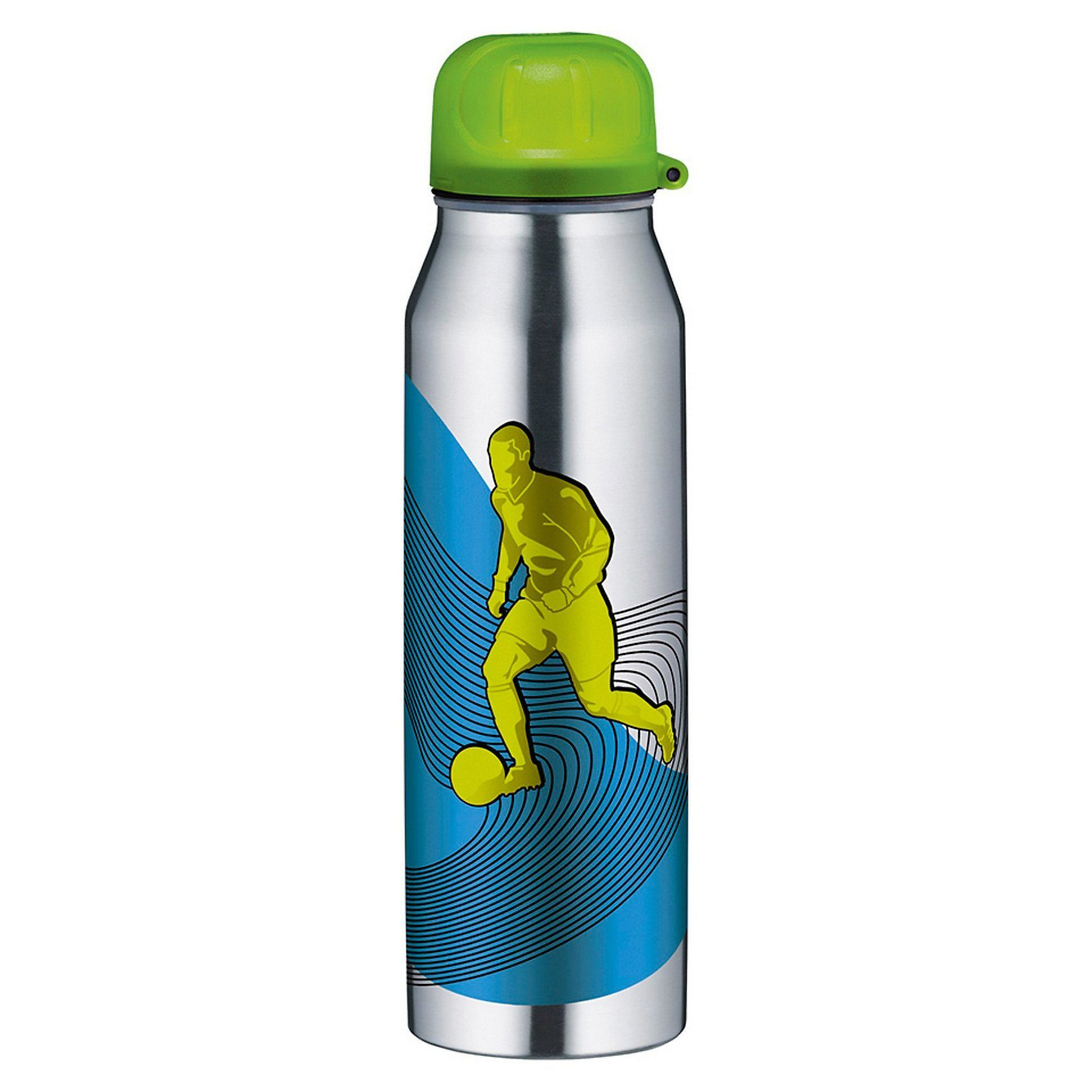 Alfi Isolier-Trinkflasche isoBottle Active Fußball, 500 ml