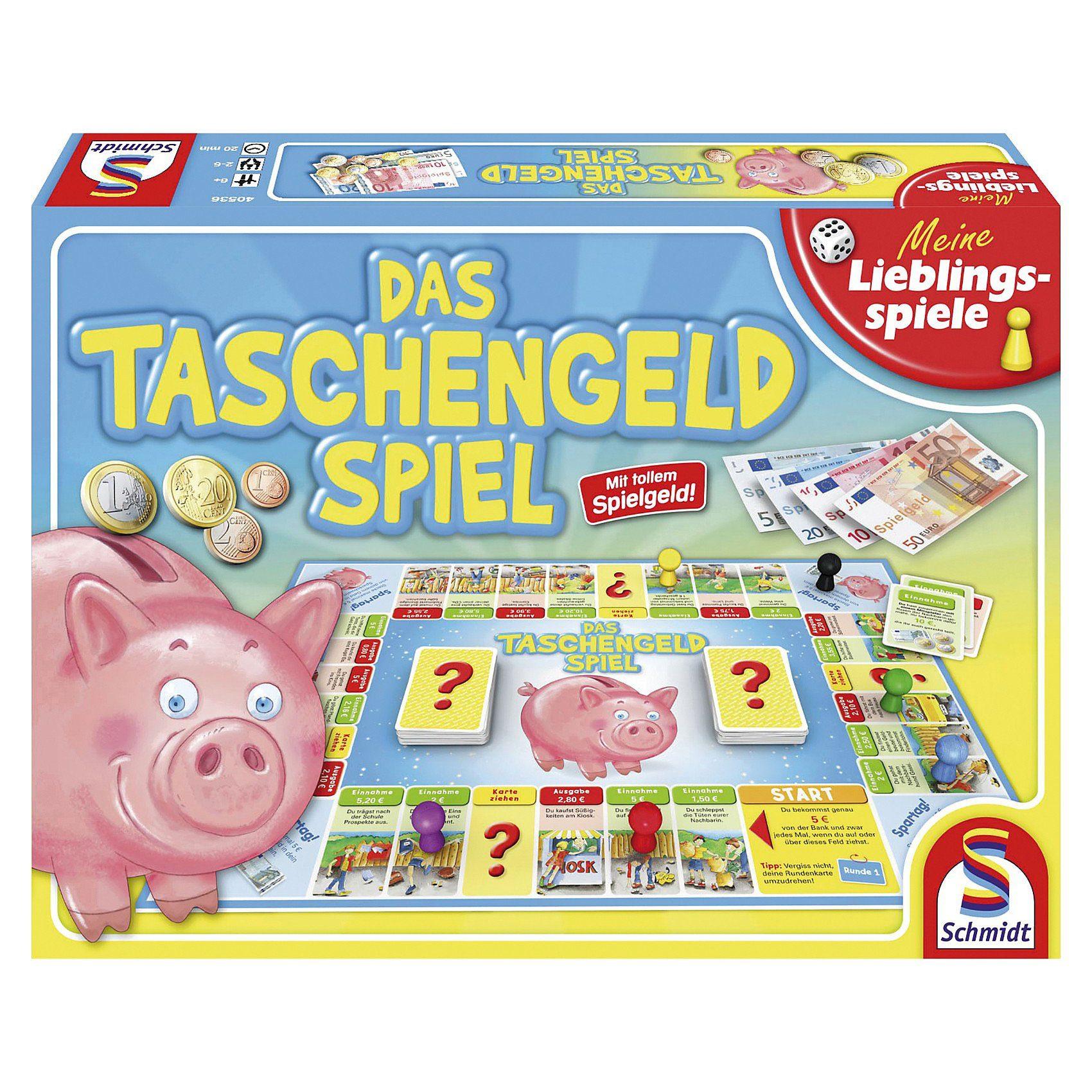 Schmidt Spiele Taschengeldspiel